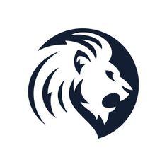 BC Lions Lion Head Tattoos, Lion Tattoo, Lion Shoulder Tattoo, Lion Icon, Rasta Art, Tribal Lion, Logo Design Competition, Lion Drawing, Animal Symbolism