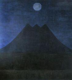 'Thrihyrningur' (1986) by Georg Gudni