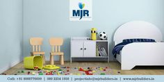 Bangalore is one of South India's prime cities. However, real estate prices are still affordable in several localities. If you are looking for cost effective #luxuryApartments in #Bangalore, Contact #MJRBuilders!