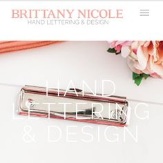 Lettering Design, Hand Lettering, Online Web Design, Web Design Services, Blog Tips, Entrepreneurship, Small Businesses, Business Tips, Creative