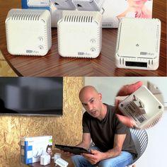 #yonos_dicas • Internet em toda a casa?! É possível! Saibam como em http://tecnologiay.com/ ;) #yonos_tips #devolo #observador