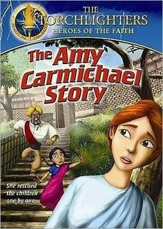 Torchlighters: Amy Carmichael Story, DVD
