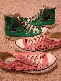The Wicked Converse Collection by DefyingTwilight on deviantART
