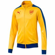 7dee08690 Puma Men s Arsenal T7 Anthem Jacket