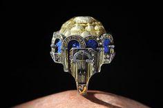 Волшебство от турецкого «Властелина колец»: ювелир Sevan Bicakci и его потрясающие работы - Ярмарка Мастеров - ручная работа, handmade