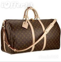 I <3 Louis Vuitton-i just want the overnight/weekend bag, a purse and a wallet to match