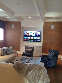 Recent #Control4 project via @HomeTechs