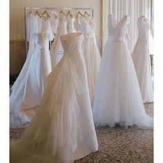 Giuseppe Papini bridal Atelier makes your dreams come true