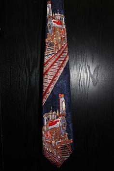 Train Necktie