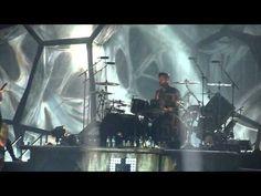 """Rammstein -""""Du riechst so gut """" Budapest 2011-11-10 HD"""