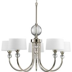 Found it at Wayfair - Fortune 5 Light Chandelier