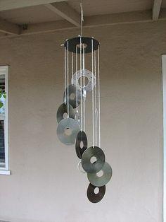 DIY Wind Chimes buy chimes