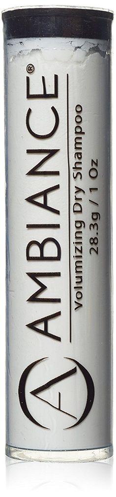 Ambiance Dry Shampoo Refill (No Tint/Gray Hair Formula) - All-Natural, Volumizing Powder to Replenish Your Existing Ambiance Dry Shampoo Applicator Brush Hair Shampoo, Dry Shampoo, Roots, Hair Color, Awesome, Link, Check, Image, Haircolor
