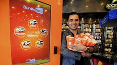 Vending machines going gourmet for upscale customers