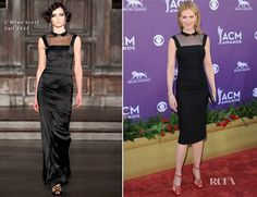 loved this dress that Nicole Kidman wore to the CMA...simple but beautiful