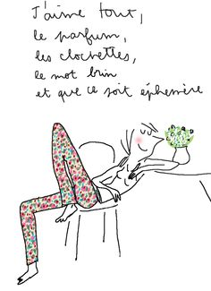 1 Er Mai Muguet, 1. Mai, French Phrases, A Cartoon, Women Life, Illustrations, Inspire Me, My Drawings, Thats Not My