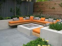 chill out garden