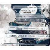 Found it at Wayfair - Oliver Gal Romantica Night Canvas Wall Art