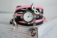 Armbanduhr von My Purple Rose auf DaWanda.com