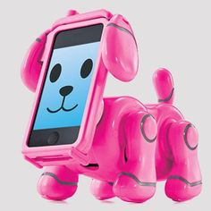 TechPet, a toy that turns your iPhone into a dog.