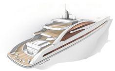 Andrew Winch Designs unveils new 100 metre superyacht - New Designs - SuperyachtTimes.com