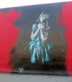 Souls Apart by Snik (2014), Sweetzer N. of Third, LA