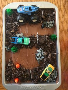 17 Best images about Monster truck Cake on Pinterest