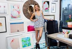 Whitney Port's Office