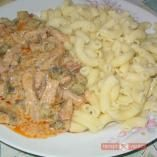 Vadásztokány böllér módra Macaroni And Cheese, Tv, Ethnic Recipes, Mac And Cheese, Tvs, Television Set, Television