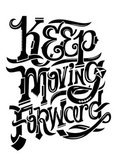 Keep moving forward and #WinTheRoom