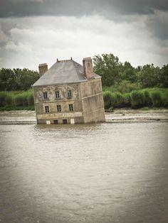 """""""La Maison dans la Loire"""" de Jean-Luc Courcoult 2012"""