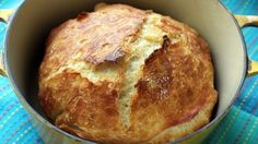 Faster_No_Knead_Bread No overnight rise, uses hot instead of cool water
