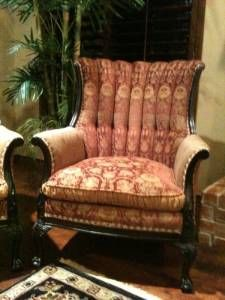 Jeff Zimmerman Side Chair (2) On Oklahoma Cityu0027s Craigslist.