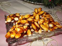 La buona cucina di Katty: Croccante alle mandorle o nocciole