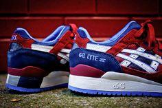 ASICS Gel Lyte III & GT II