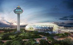 Concept: Jewel Changi Airport, Singapore