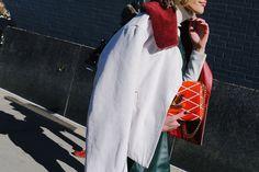 New York Fashion Week Street Style —