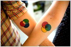 52 modèles de tatouage licorne ailé - 11 https://tattoo.egrafla.fr/2016/02/22/modele-tatouage-couple-identique/