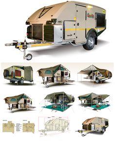 4x4 caravans - Google Search