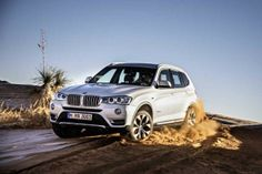 BMW X3, φρέσκια και με νέους ντίζελ! http://www.caroto.gr/?p=14594