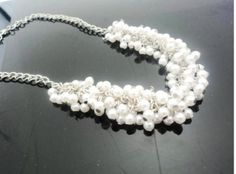 Fashion Elegance Pearl Necklace on BuyTrends.com, only price $12.00