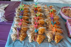 butterfly birthday party goodie bags