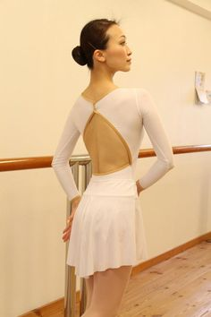 This is the Yumiko leotard I ordered except mine doesn't have the sleeves! :)