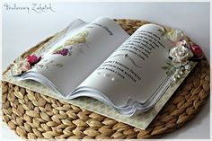 Fancy Fold Cards, Folded Cards, Origami, Card Book, Paper Folding, Old Books, Crafts To Make, Book Art, Sunglasses Case