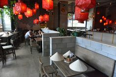 Aunty Oh's Bia Hoi Vietnamese Beer Café is a funky slice of old Hanoi in the base of a contemporary Fortitude Valley apartment block.