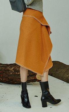taste of LOW CLASSIC | blanket #skirt