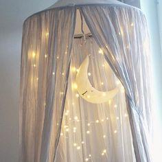 Bildresultat för barnrum sänghimmel