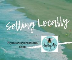 Aug 10 find Flymeawaycreations shop at Salty Air Market in cedar point, NC