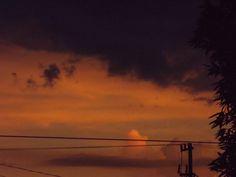 El cielo desperdigado