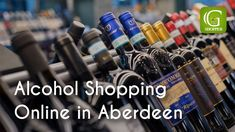 Alcohol Shop, Buy Alcohol Online, Beer Online, Buy Beer, Aberdeen, Grocery Store, Mobile App, Online Shopping, Delivery